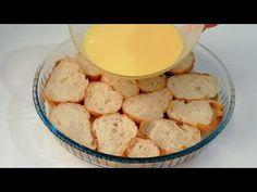 Sadece 5 Dkda 🔝 Hazırlayabileceğiniz Kahvaltıların Baştacı Olacak BİR Tarif 💯😋 - YouTube Muffin, Cheese, Make It Yourself, Homemade, Cookies, Breakfast, Healthy, Ethnic Recipes, Food