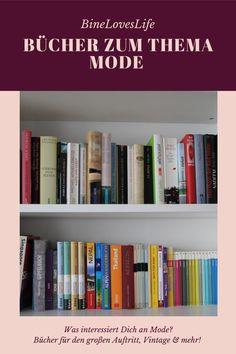 Welche Bücher bereichern nicht nur den Kleiderschrank, sondern auch das Auge mit schönen Bildern? German, Zero, Ginger Ale, Fit, New Books, Deutsch, Meaning Of Life, New Start, Kids Discipline