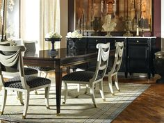 Hickory Chair Dining  Divine Dining  Pinterest  Hickory Chair Enchanting Hickory Dining Room Chairs Inspiration