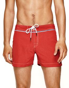 Picking out swim trunks comes down to two things: how much beach fashion you can handle and how much you work out. We lined up the best options in a something-for-everyone grid