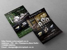 Our Latest Templates Design Color Splash offers high quality graphic design, logo design, brochure design, catalog design services. Recently, we have started SEO, SMO, SEM, online marketing services at affordable price. If you want to grow your business and want to increase your online presence then contact us anytime. To know more about us, Visit: http://www.colorsplash.co.in/about-us/  Email us at:  designs@colorsplash.co.in #graphicdesign #logodesign, #newdelhi