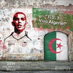 FIFA World Cup Brazil 2014  Algeria