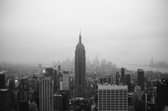 nyc, empire state building