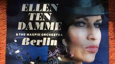Felicitaties van Ellen @tendamme - more images and congrats on http://on.dailym.net/2p8tEUv #Berlin, #Concertgebouw, #Ellen-Ten-Damme, #Magpie-Orchestra
