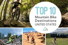 The Top 10 Mountain Bike Destinations, As Chosen by the People   Singletracks Mountain Bike News