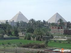 Pyramids in Egypt - Travel Experia