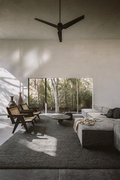 Aviv House in Tulum, Mexico by CO-LAB Design Office | Yellowtrace Home Interior, Interior And Exterior, Interior Design, Design Interiors, Architectural Digest, Living Area, Living Spaces, Living Rooms, Bedroom Frames