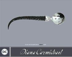 Olive Spoon - Impondo Zulu Collection - Diana Carmichael design. shop now at www.GoodiesHub.com