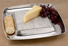 Kindwer Cheese Square Cheese Tray | Wayfair