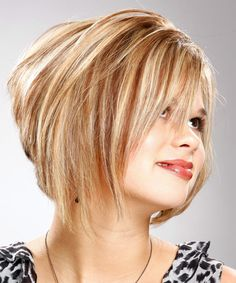 Medium Hairstyle - Straight Alternative - | TheHairStyler.com