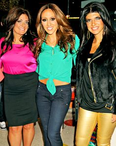 "Melissa Gorga: I Was ""Fed Up of Being Set Up"" by Teresa ..2013"
