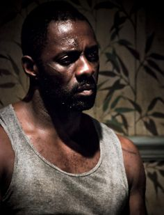 Elba Helps The Prone Gunman Idris Elba Luther, Better Half, How To Look Better, Idriss Elba, Color Of Life, Attractive Men, Good Looking Men, Man Crush, Black And White