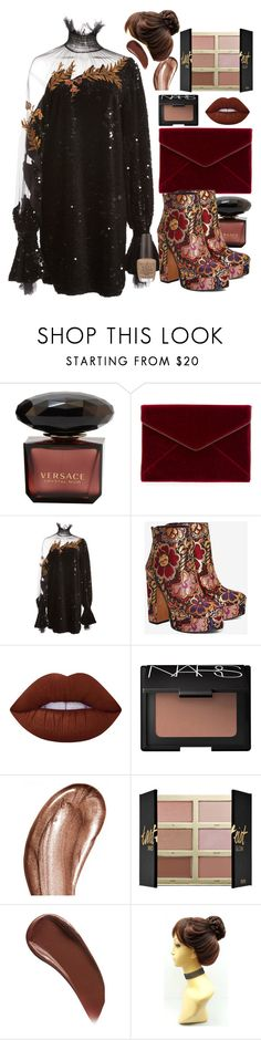 """""""Ice Skater"""" by chelsofly on Polyvore featuring Rebecca Minkoff, Alena Akhmadullina, Shellys, Lime Crime, NARS Cosmetics, Laura Mercier, tarte, Sisley, OPI and Costume"""