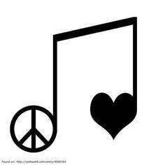 ...musical peace...