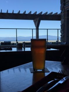 Draught with a view, Pacific Prime Restaurant & Lounge , 181 Beachside Drive | Parksville, BC