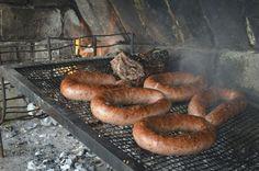 Chorizos a la parrilla #Uruguay