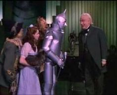 Wizard of Oz Movie Speech