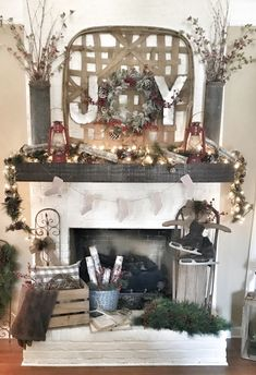 Christmas 2018 home tour blog pictures.