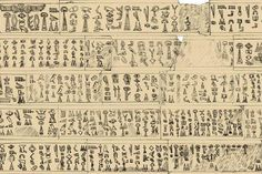 """Ancientsymbols on a 3,200-year-old stone slab have been deciphered by researchers who say theycould solve """"one of the greatest puzzles of Mediterranean archaeology""""."""