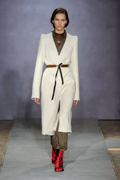 Martin Margiela @ Paris Fashion Week winter 2014-15 - video