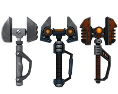 Ratchet and Clank: OmniWrench Pack by o0DemonBoy0o.deviantart.com on @DeviantArt