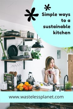 If you want to green up your home, the kitchen's probably the easiest place to start. You can make so many small changes in your kitchen that significantly impact your food waste, energy bills, and ecological footprint. Here are seven simple ways to an eco-friendly kitchen. How many can you make happen?