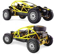 2015 ARIEL Nomad Colors 8 Source by mrpakholchak Go Kart Buggy, Off Road Buggy, Vw Beach, Beach Buggy, Latest Ferrari, Hot Rods, Ariel Nomad, Ariel Atom, Roll Cage