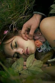 And when thou art weary I'll find thee a bed, Of mosses and flowers to pillow thy head ~ John Keats
