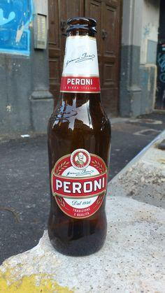 Birra Peroni a Napoli. Jose María Lucas Intermedio 2.