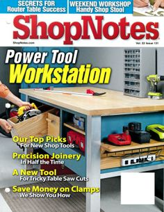 Woodworking Plans, Tips and Videos Woodworking Bench Vise, Woodworking Basics, Woodworking Logo, Woodworking Books, Woodworking Magazine, Woodworking Classes, Workshop Stool, Wood Magazine, Table Saw