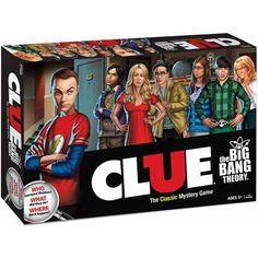 Clue: The Big Bang Theory Edition