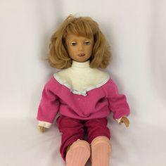 Vintage 1987 World's of Wonder Julie Interactive Talking Doll Original Box #WorldsofWonder