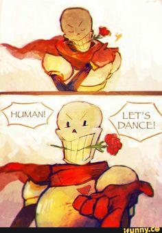 undertale, papyrus