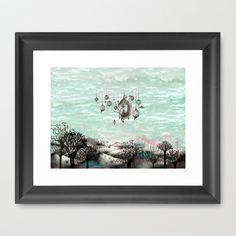 Dream+Framed+Art+Print+by+Nayoun+Kim+-+$35.00