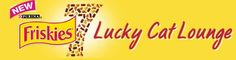 Purina Friskies 7 Lucky Cat Sweepstakes and Instant Win Game..i just won