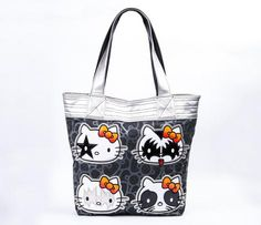 KISS x Hello Kitty Tote Bag