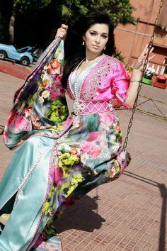 فرح الفاسي - ممثلة مغربية
