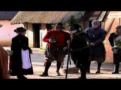 FILM: Discover how the holidays were celebrated by the Jamestown settlers and soldiers in the Revolutionary War in this video on holiday traditions of the 17th and 18th centuries.