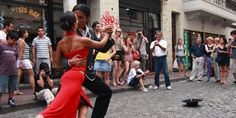 Incredible Buenos Aires. All travelers, but listed in Business Insider.