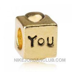 http://www.nikejordanclub.com/pandora-love-you-gold-bead-clearance-sale-online.html PANDORA LOVE YOU GOLD BEAD CLEARANCE SALE ONLINE Only $16.44 , Free Shipping!