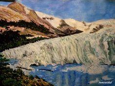 GALERIA PALOMO MARIA: INMENSIDAD Patagonia, Painting, Art, Landscape Paintings, Argentina, Art Background, Painting Art, Kunst, Paintings