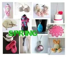 """""""spring"""" by penandhook ❤ liked on Polyvore featuring Cadeau"""
