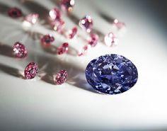 Pourquoi collectionneurs et connaisseurs succomberont au diamant violet baptis� The Argyle Violet ?