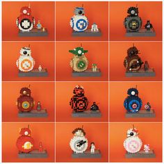 Invasion of the BB-8's