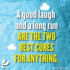 Gibson's Daily Running Quotes long run and short run