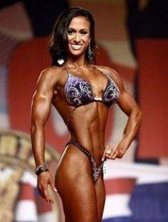 Courtney West - fitness women photos