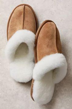 Women/'s Luxury Genuine Sheepskin Warm Lined Mule Slippers Size UK 3.5 To 8