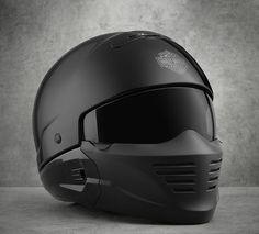 harley davidson helmets real harley owners dont wear. Black Bedroom Furniture Sets. Home Design Ideas