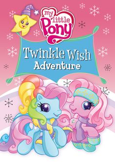 My Little Pony: Twinkle Wish Adventure: All the ponies cannot wait for the Winter Wishes festival where the Wishing Star grants each pony one special wish. But when the Wishing Star disappears, they go on a journey to find it. During their adventure, they learn what it means for wishes to really come true! But will they make it back in time for the festival? Join Pinkie Pie and all her pony friends on their journey as they discover that friendship can make wishes come true.