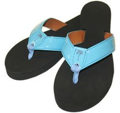 9c2e70406a344f Eliza B. The very best flip-flops ever.leather straps (in a ton of colors  and options)